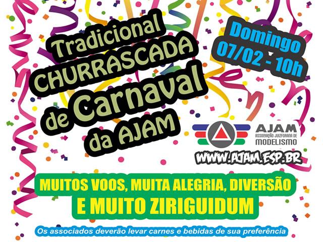 churrascada-carnaval 2016